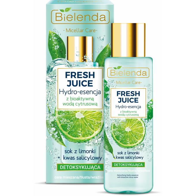 Bielenda Fresh Juice - jeden z produktów w serii